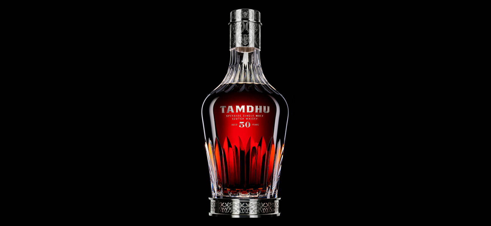 Tamdhu 50 bottle