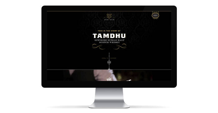 Tamdhu Website
