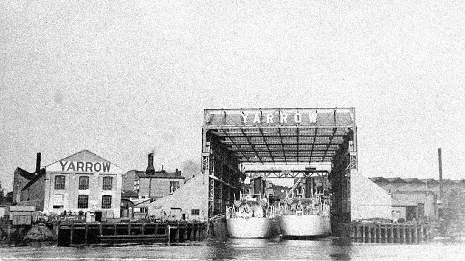 Yarrow Shipyard