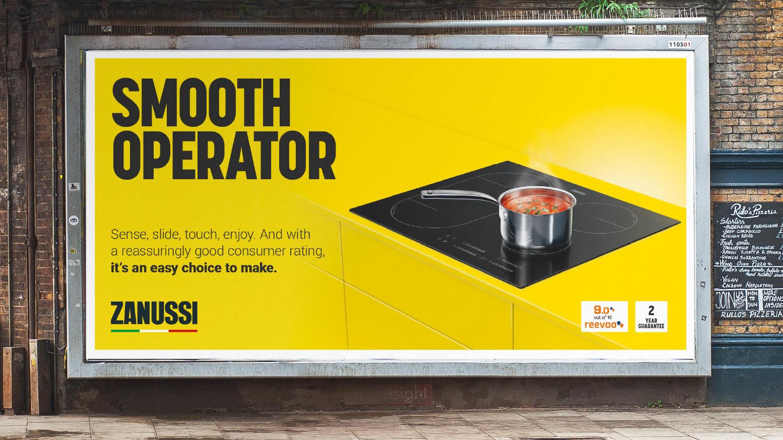 Billboard ad example
