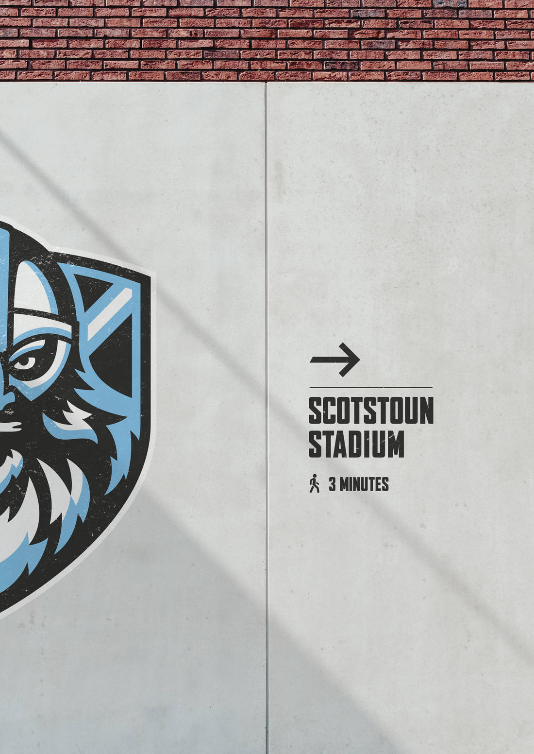 Glasgow Warriors Signage