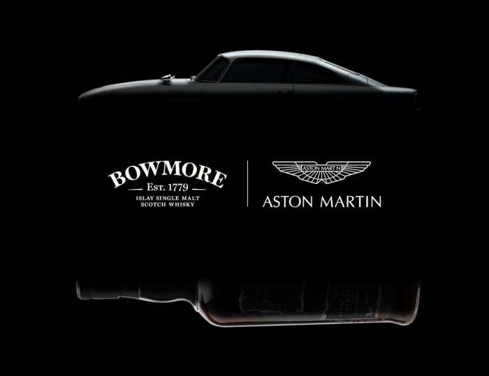 Bowmore Aston Martin Partnership