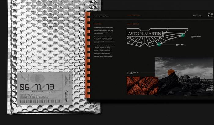 Brochure materials example