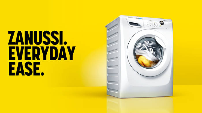 Zanussi. Everyday ease.