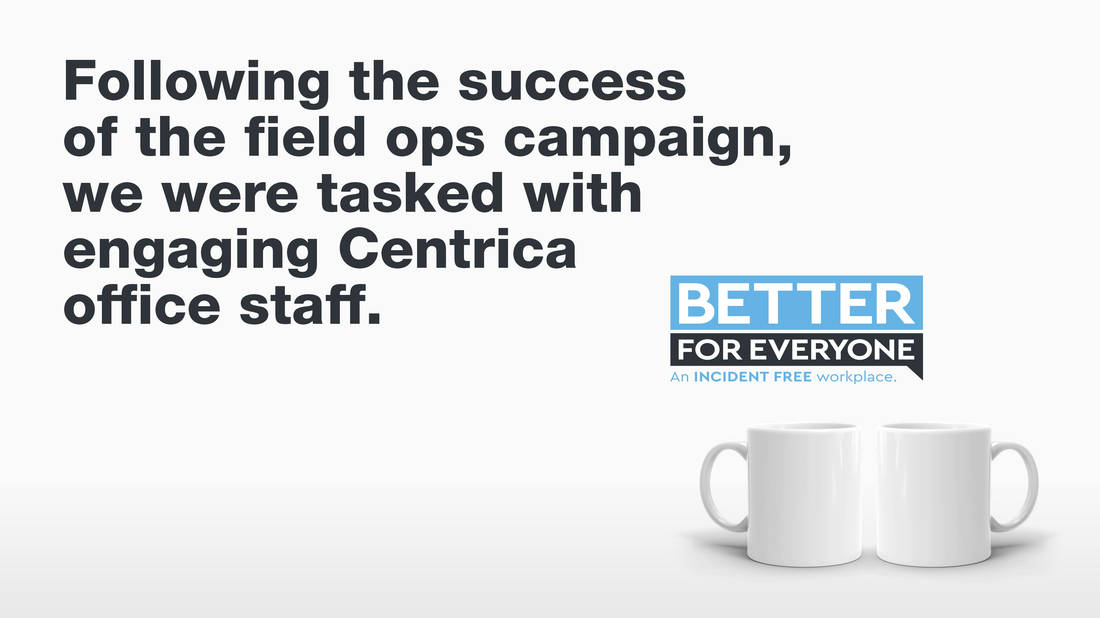 Centrica success video poster