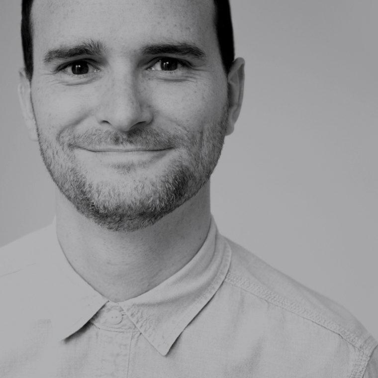 Portrait of Mark Cullen